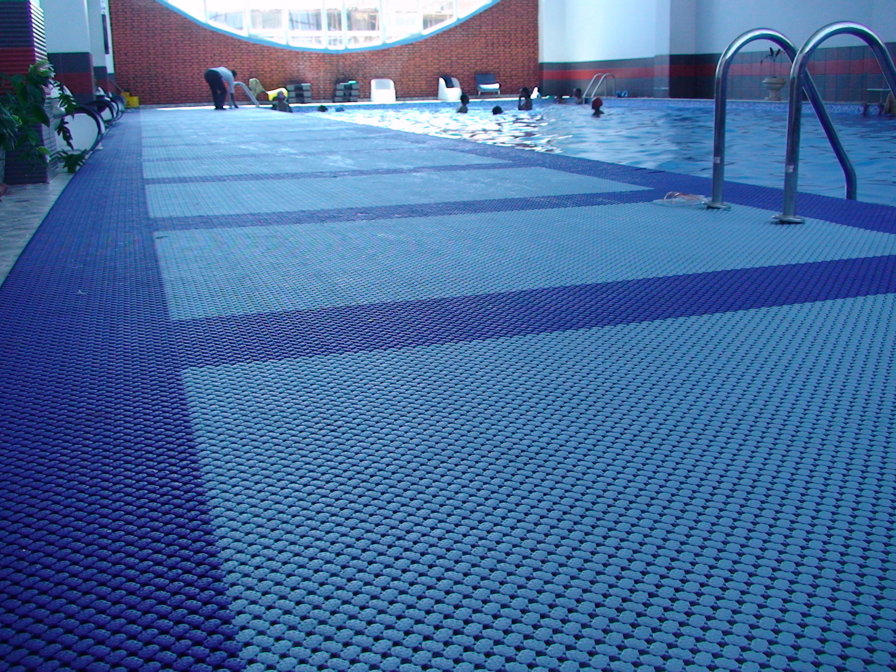 Swimming pools Mats