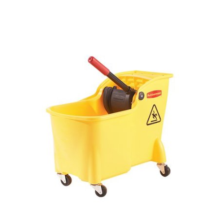 small mop bucket